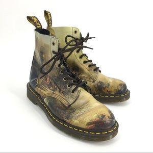 Dr Martens JMW Turner Carthaginian Pascal Boots